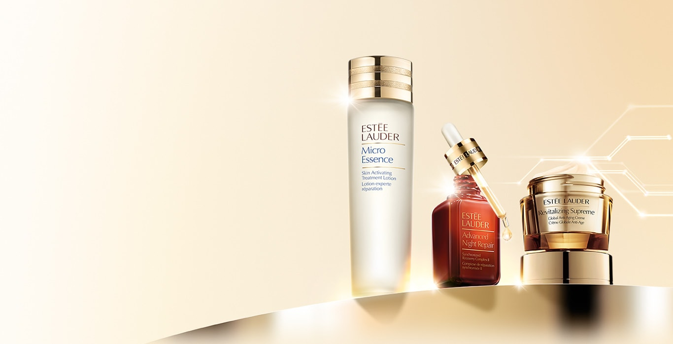 Get expert beauty tips from Estée Lauder professionals